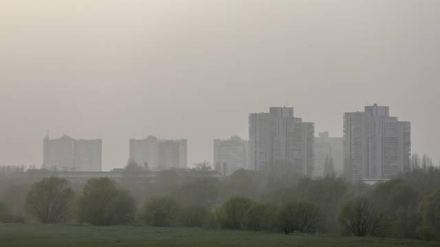 U Zagrebu zabilježili visoku razina ozona: Osjetljive skupine građana bi trebale pripaziti