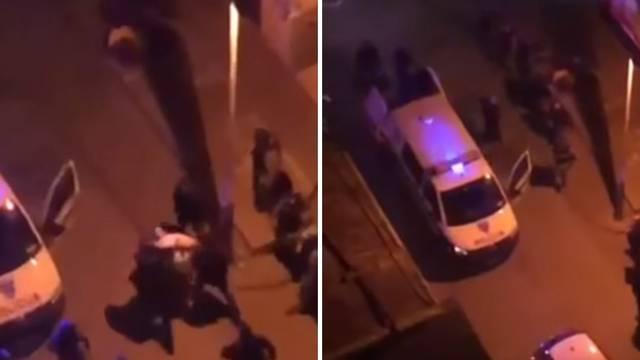 """Detalji uhićenja u Mostaru: Ubojica je nosio hrvatski dres, a policija je stalno urlala """"Lezi!"""""""