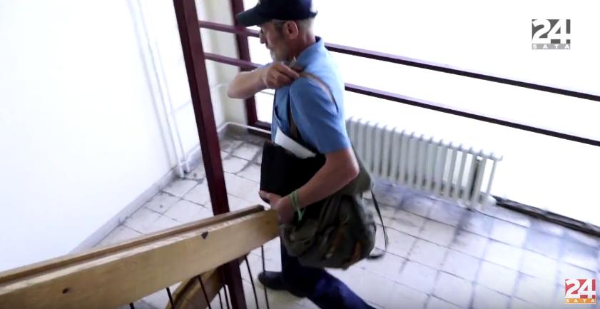 Razbojnici poštara Antu vezali i udarali, a onda mu ukrali sve