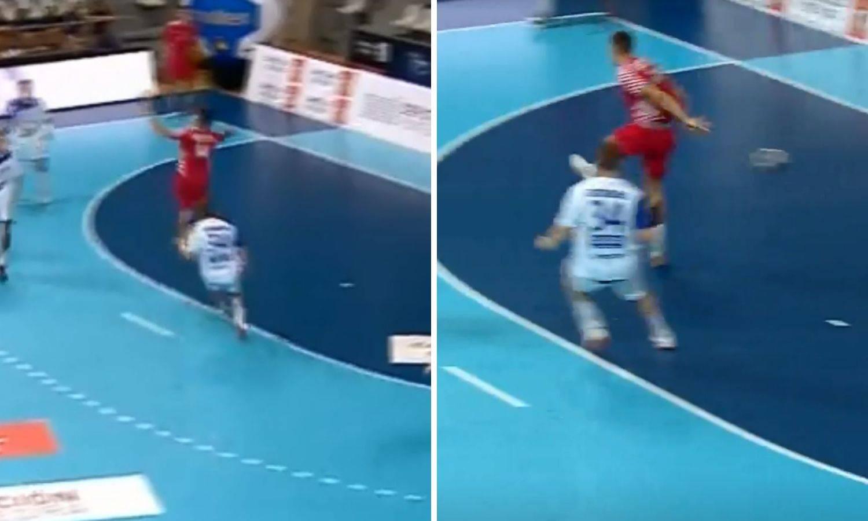 Akcija iz snova! Hrvatski junior zabio čaroban gol kao Dule...