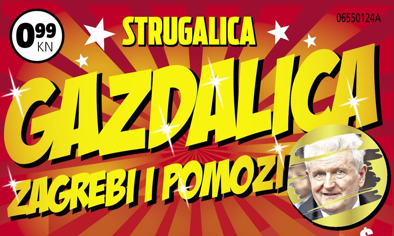 Zagrebi i pomozi Gazdi da si kupi pastu za laštenje toaleta