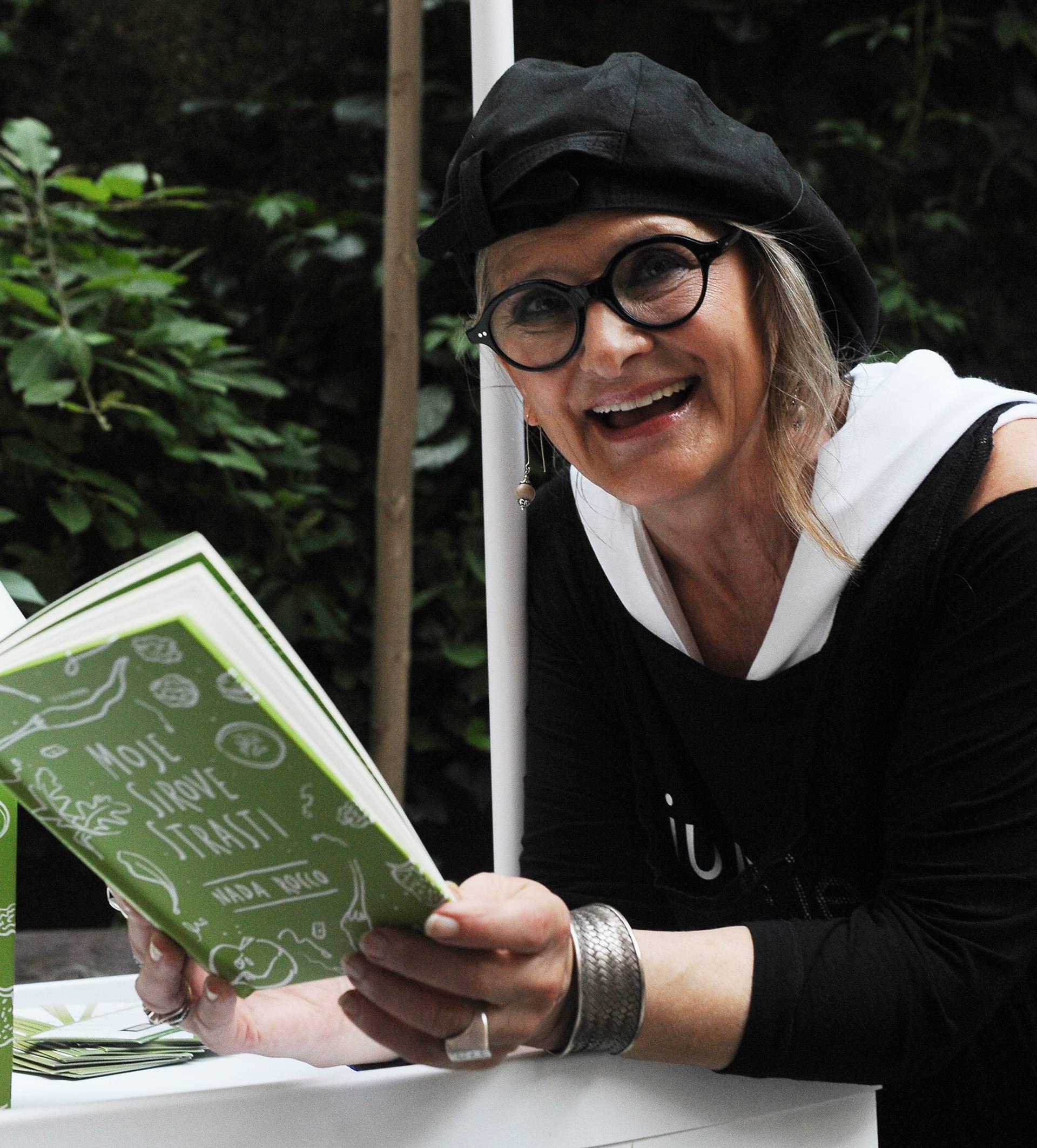 'Osteoporozu sam pobijedila uz sirovo povrće i zdrave sokove'