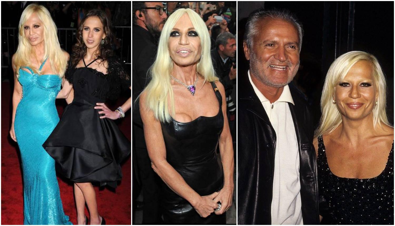 Donatella Versace se u suzama sjetila na brata: Mislim na tebe