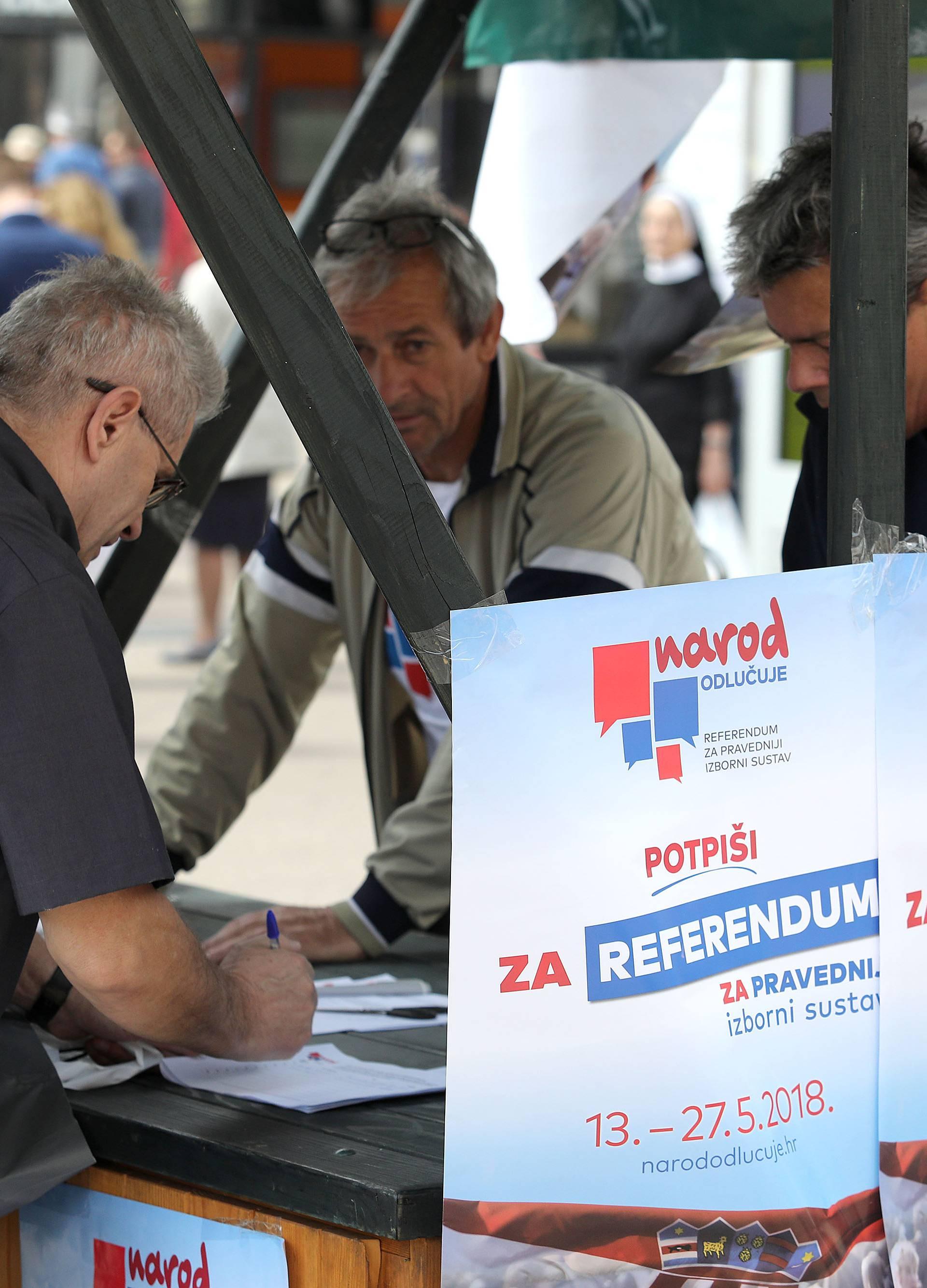 Građanske inicijative pokazuju koliko je Hrvatska izgubljena
