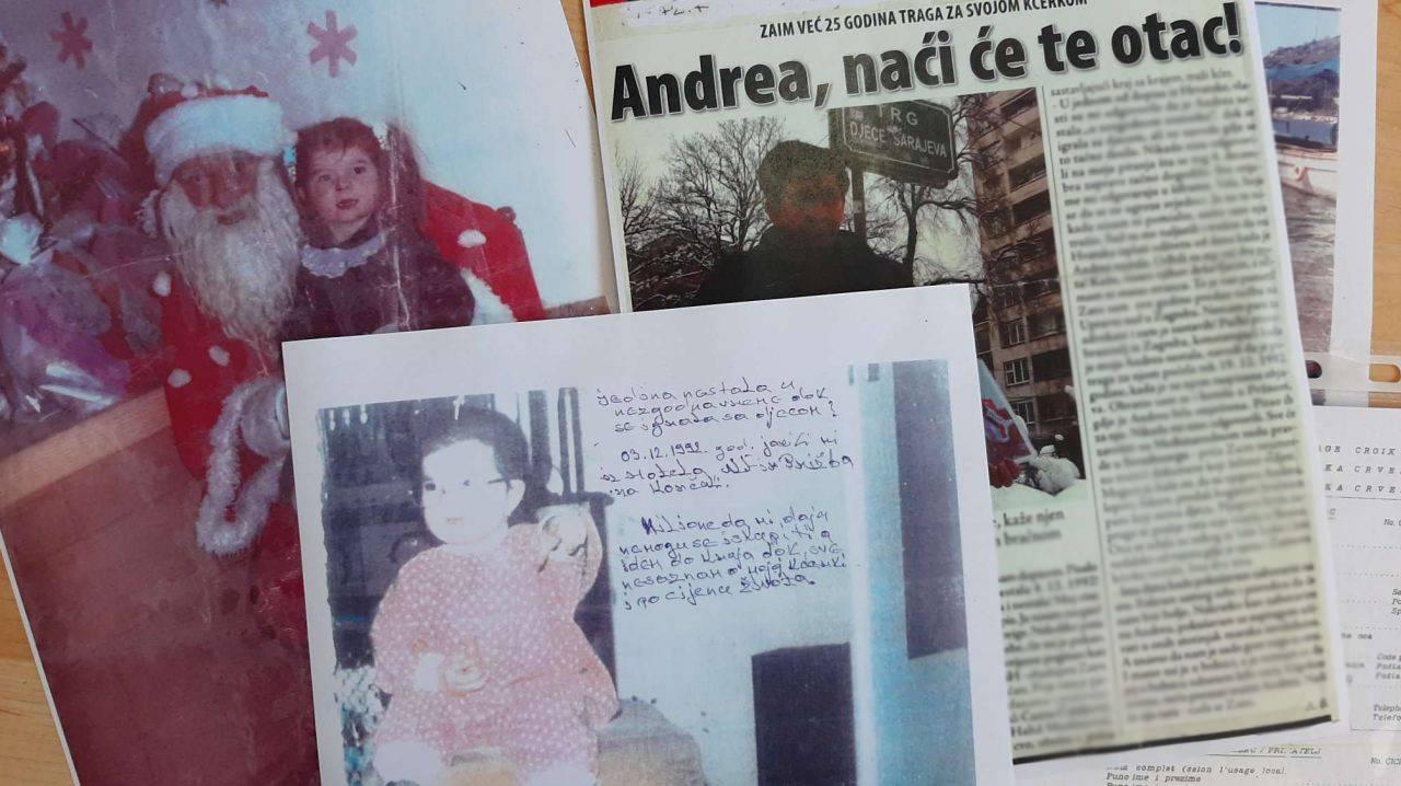 Očajni otac: 'Nestala je 1992. na Korčuli. Imala je pet godina'