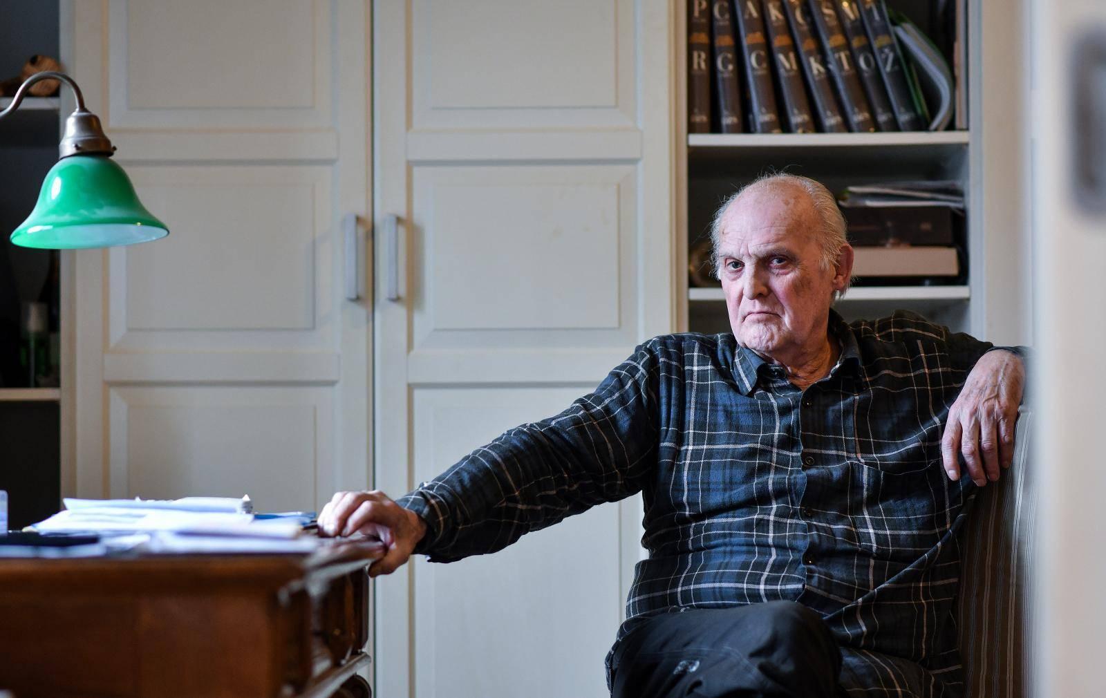 Glumac Radko Polič objavio je godinama odgađanu biografiju