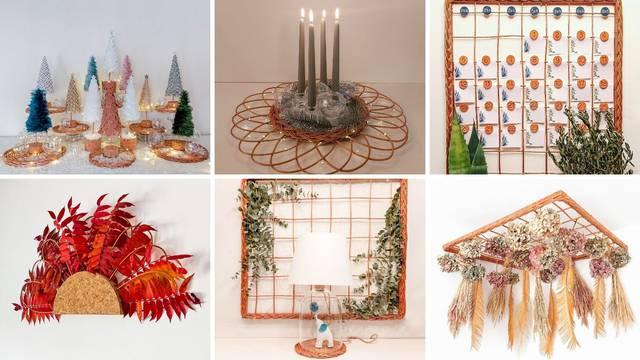 Sve od prirodnih materijala: Ovi ukrasi za dom će vas oduševiti
