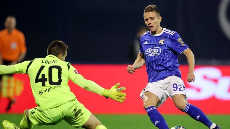Tjerali ga u drugu momčad, a sad je opet zaustavio Dinamo