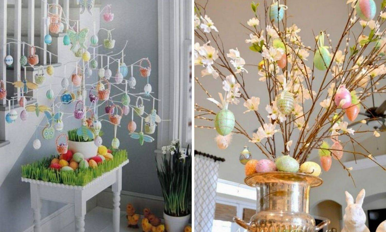 Ovaj Uskrs ukrasite i uskrsno drvce: Evo nekoliko ideja kako