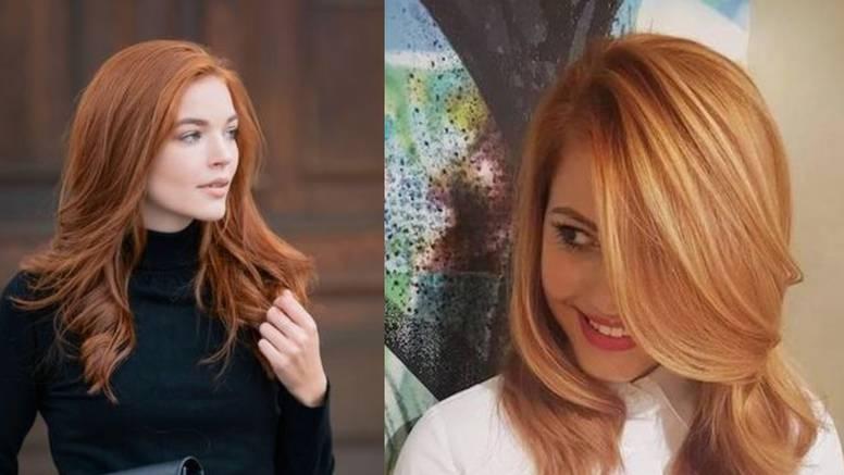Vizualno osvježenje lica: Konjak boja za prekrasne pramenove