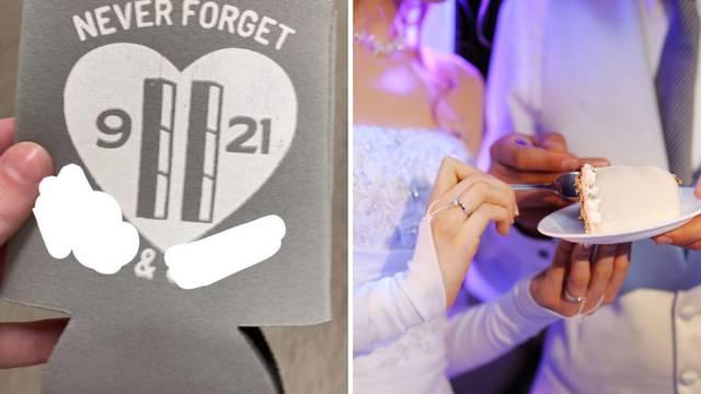 Bračni par organizirao tematsko vjenčanje  pada blizanaca, ljudi su zgroženi: 'Odvratno i užasno'