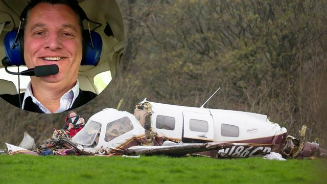 Neiskusan pilot greškom odveo sebe i ostatak obitelji u smrt