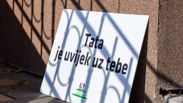 Radionice u Zagrebu: Tate mogu jednako sudjelovati u odgoju