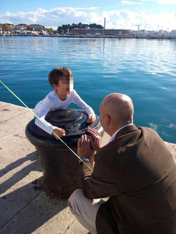 Otac došao po Cesarea u Split: Nina Kuluz ga prijavila policiji