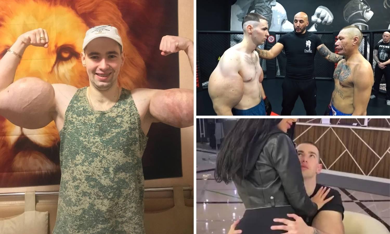 Skoro je ostao bez ruku, ostavio se MMA i počeo snimati porniće