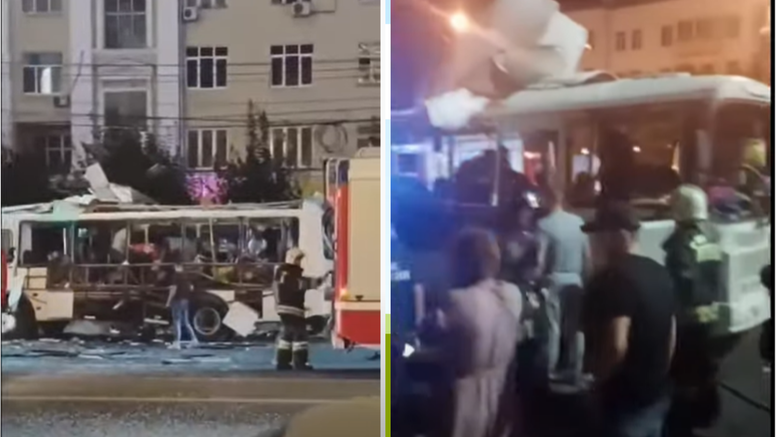 Eksplodirao autobus u Rusiji: Jedan mrtav, 15 ih je ozlijeđeno