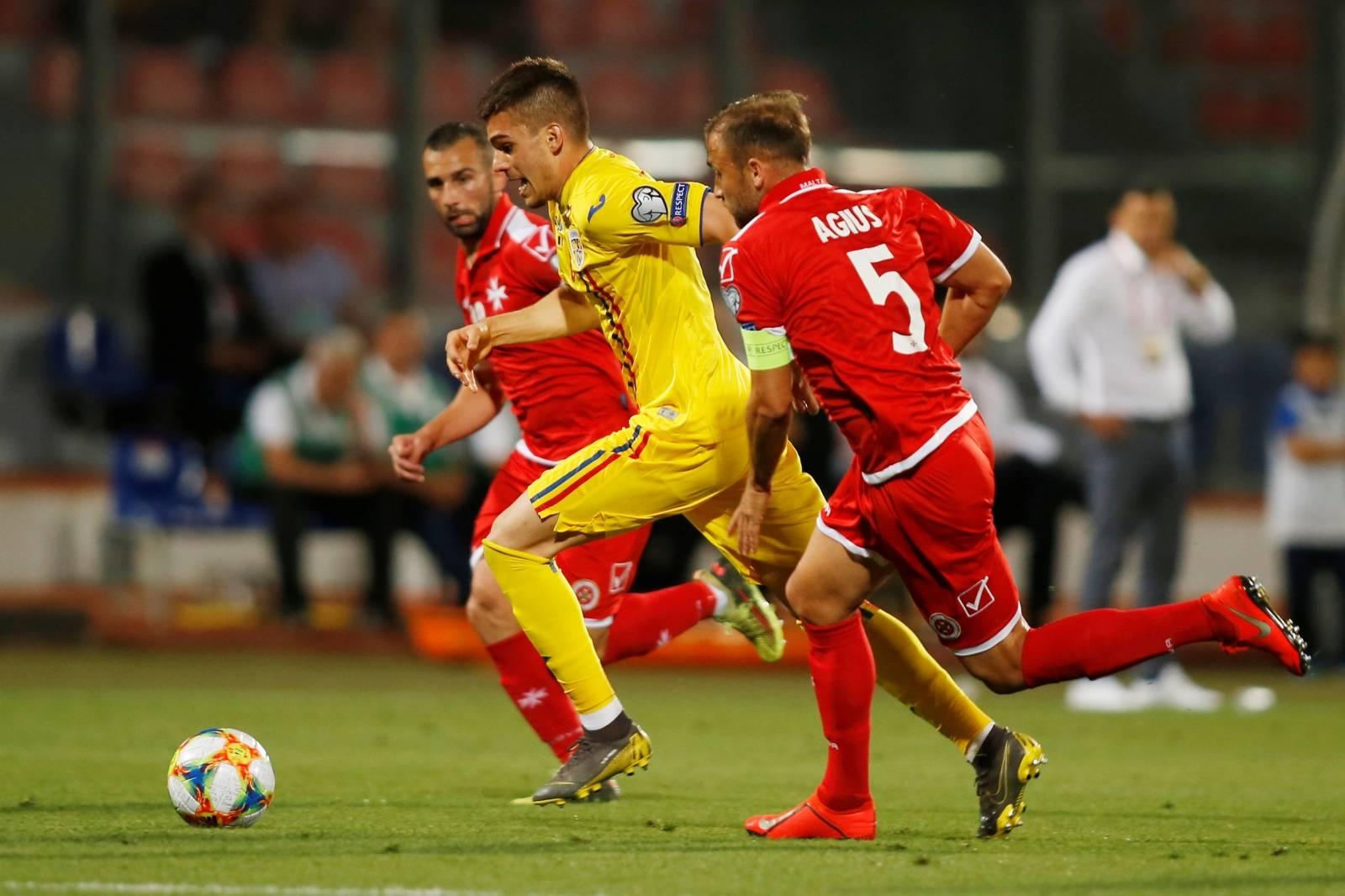 Euro 2020 Qualifier - Group F -  Malta v Romania