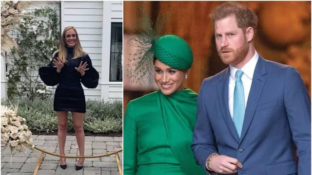 Loše ti se piše: Harry se iskrada iz kuće i odlaziti piti kod Adele?