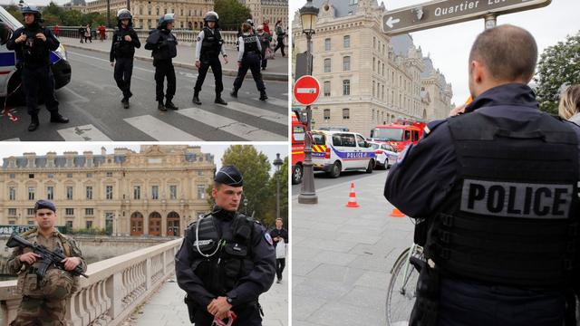 Horor u Parizu: Napao sjedište policije i nožem je ubio četvero