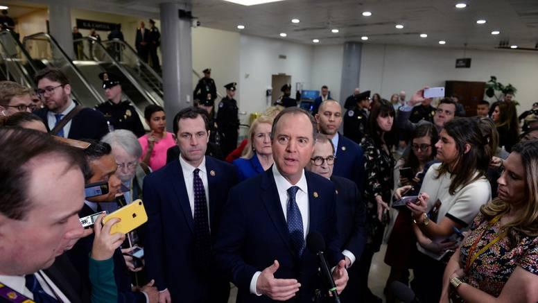 Trumpa optužili za 'koruptivnu mrežu' za pritsak na Ukrajinu