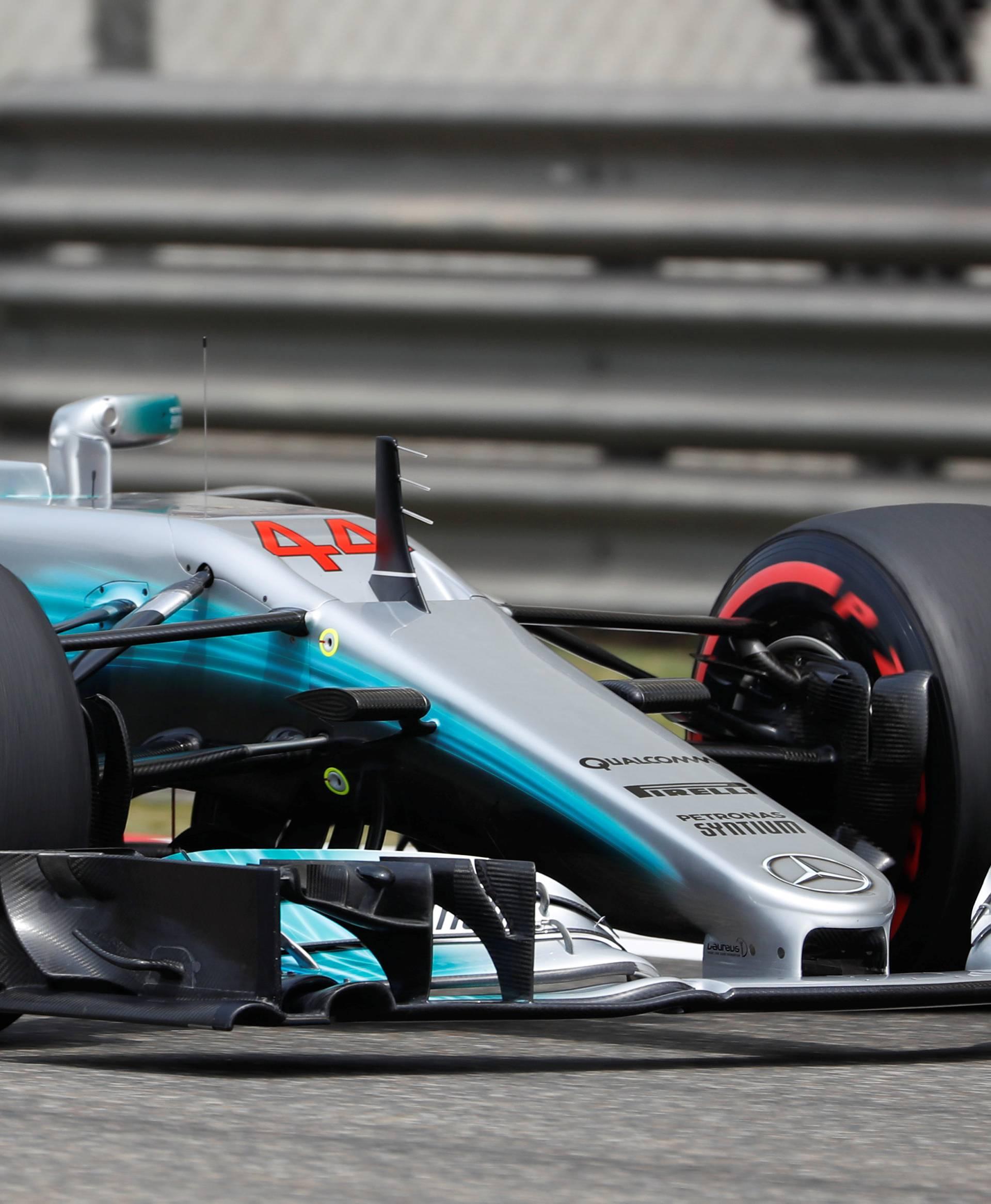 Formula One - F1 - Chinese Grand Prix - Shanghai, China