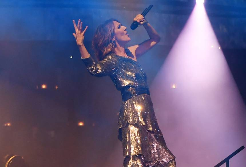 Dion: 'Nastavak turneje bila je posljednja želja moga supruga'