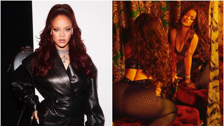 Rihanna najnovijom fotkom na Instagramu istaknula pozadinu