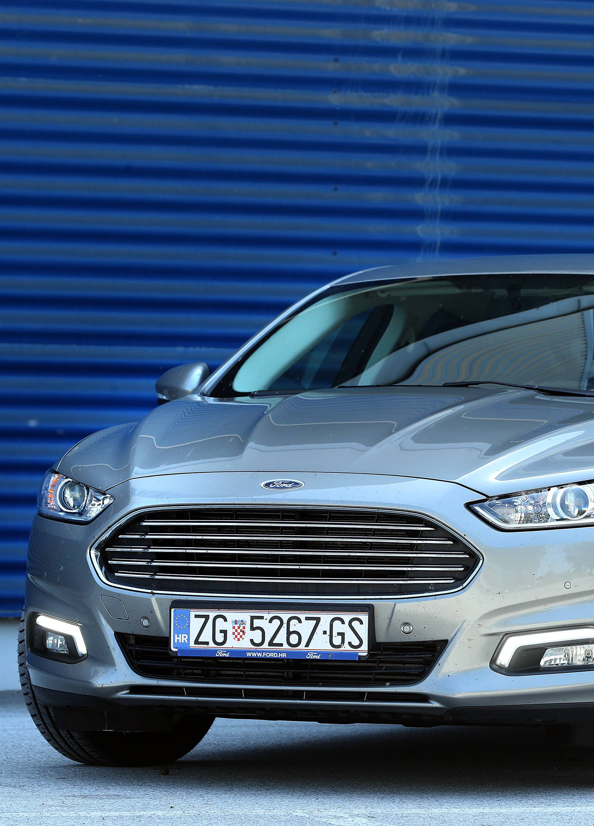 Ford Mondeo na testu: Najjača strana su mu vozne osobine