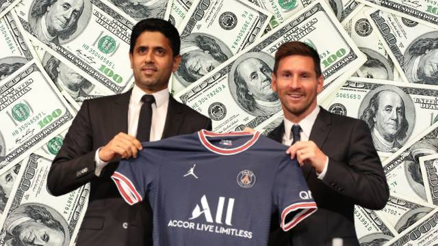 L'Equipe otkriva koliko će Messi zaraditi u Parizu: Milijun eura će dobiti u PSG-ovoj kriptovaluti!