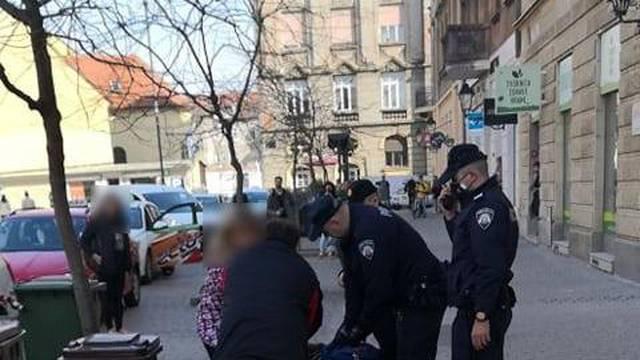 Tučnjava na Europskom trgu: 'Potukli su se taksist i pijani putnik, odbio ga je  voziti...'