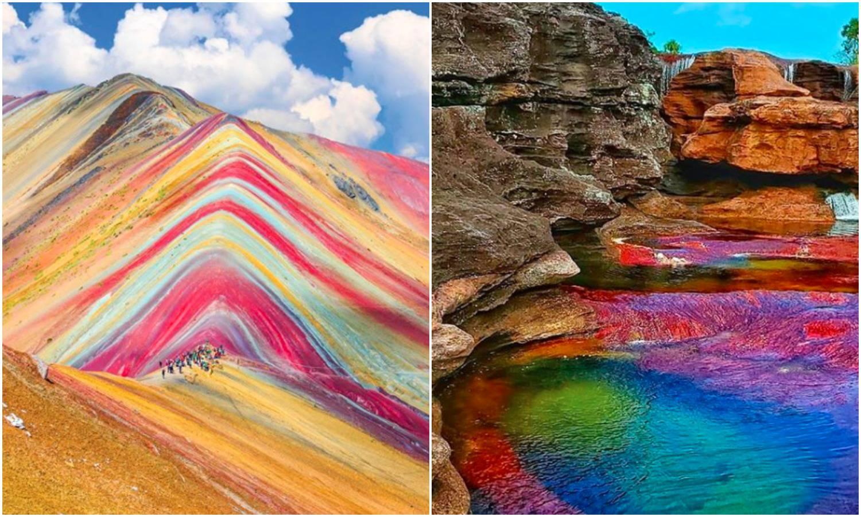 Priroda je prava umjetnica: 10 fascinantnih mjesta na svijetu