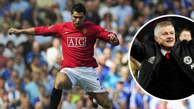 Solskjaer priprema povratak Cristiana Ronalda u Man United