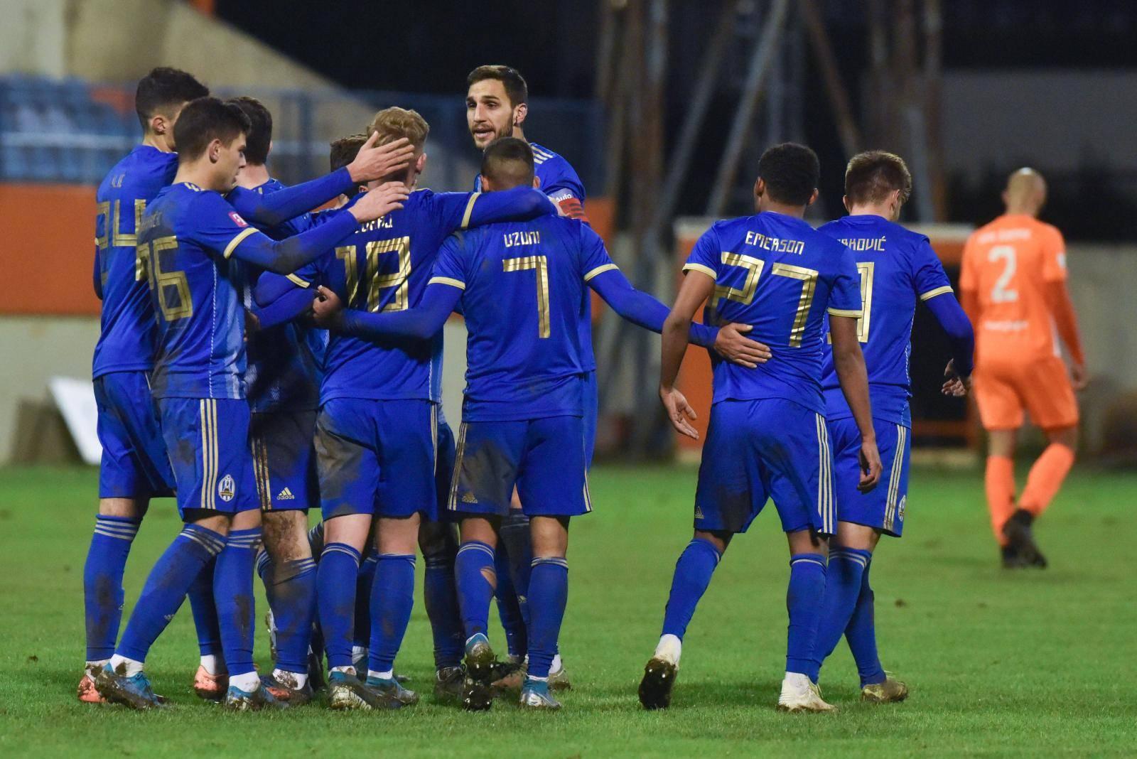 Šibenik i Lokomotiva sastali se u četvrtfinalu hrvatskog nogometnog kupa