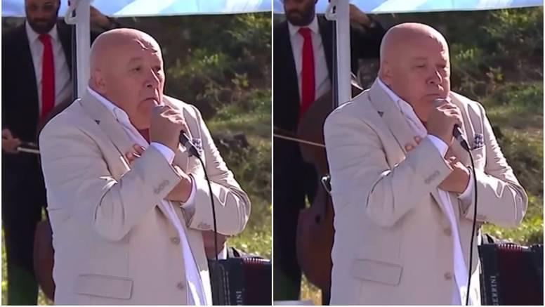 Srpskom pjevaču pčela uletjela u grlo i ubola ga: Gušio se...