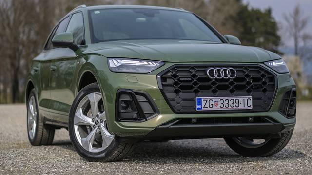 Obnovljeni Audi Q5 na testu: Provjereni TDI najbolje mu paše