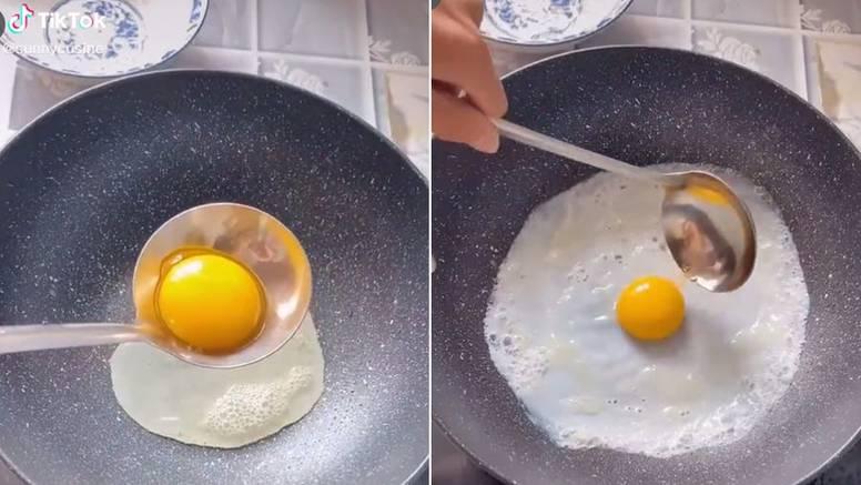 Hit na TikToku: Isprobajte super recept za drugačije jaje na oko