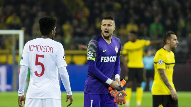GER, UEFA CL, Borussia Dortmund vs AS Monaco