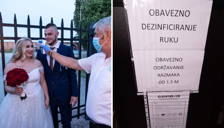 Slavonsko vjenčanje: Htjeli smo 270 uzvanika, no na kraju smo imali svadbu bez kola i 'vlakića'