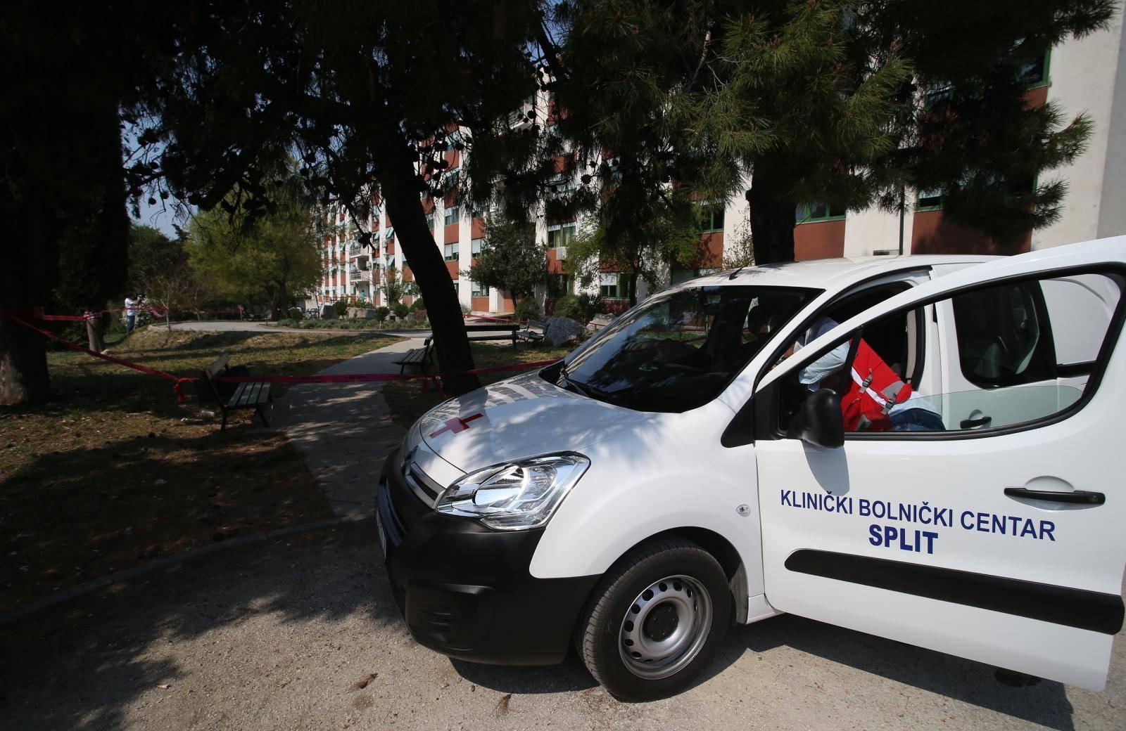 Split: Ravnatelj KBC Split stigao u Dom za starije i nemoćne