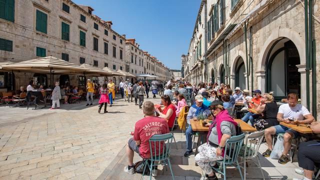 Dubrovnik: Stara gradska jezgra