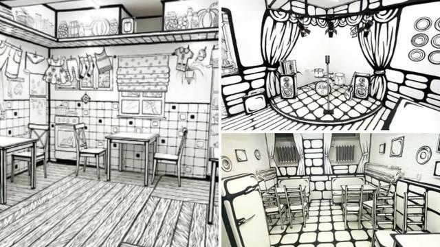 Neobičan kafić u Rusiji koji izgleda kao da je ispao iz stripa