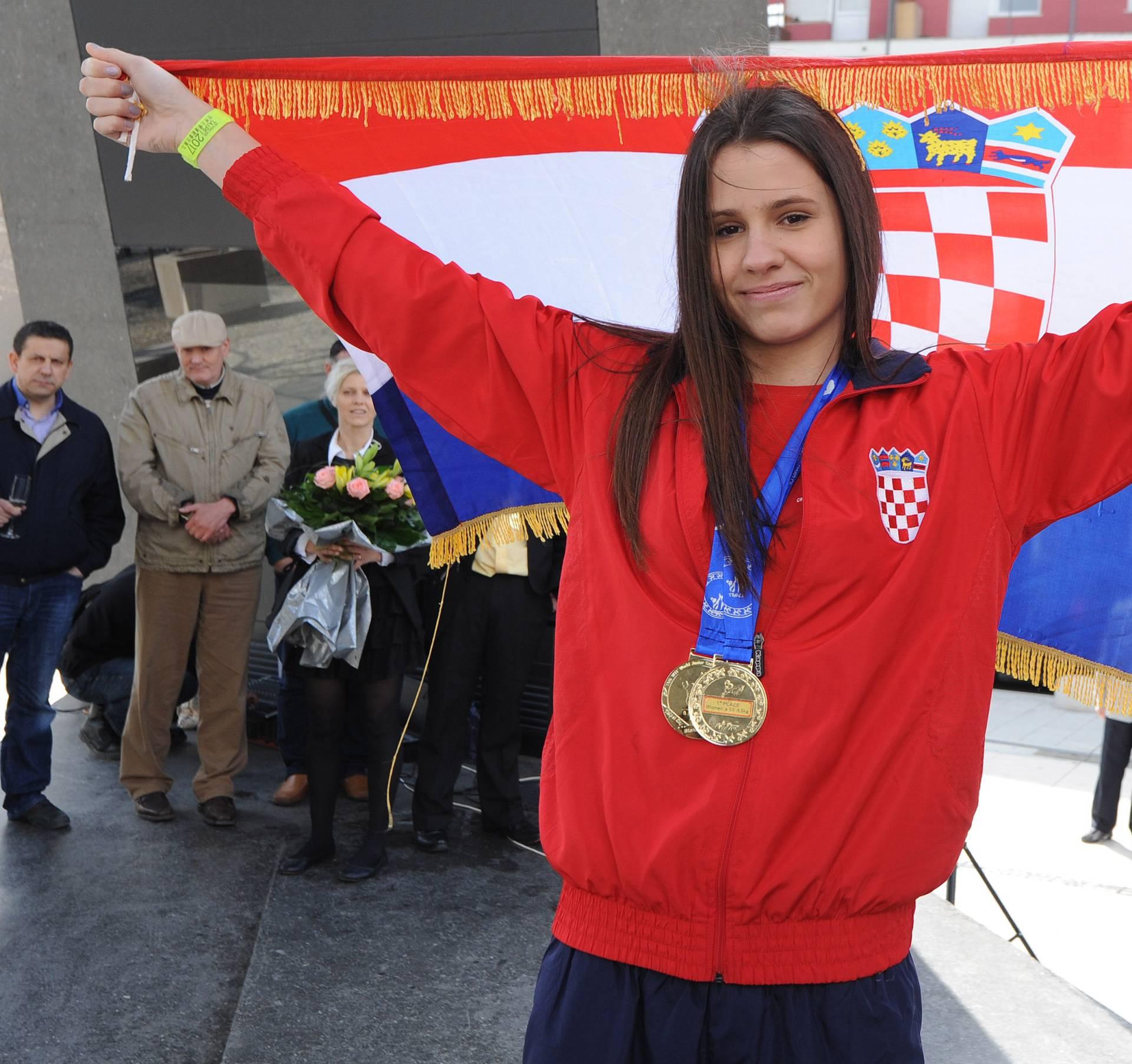 Matea Jelić izgubila je medalju na SP-u u posljednjoj sekundi