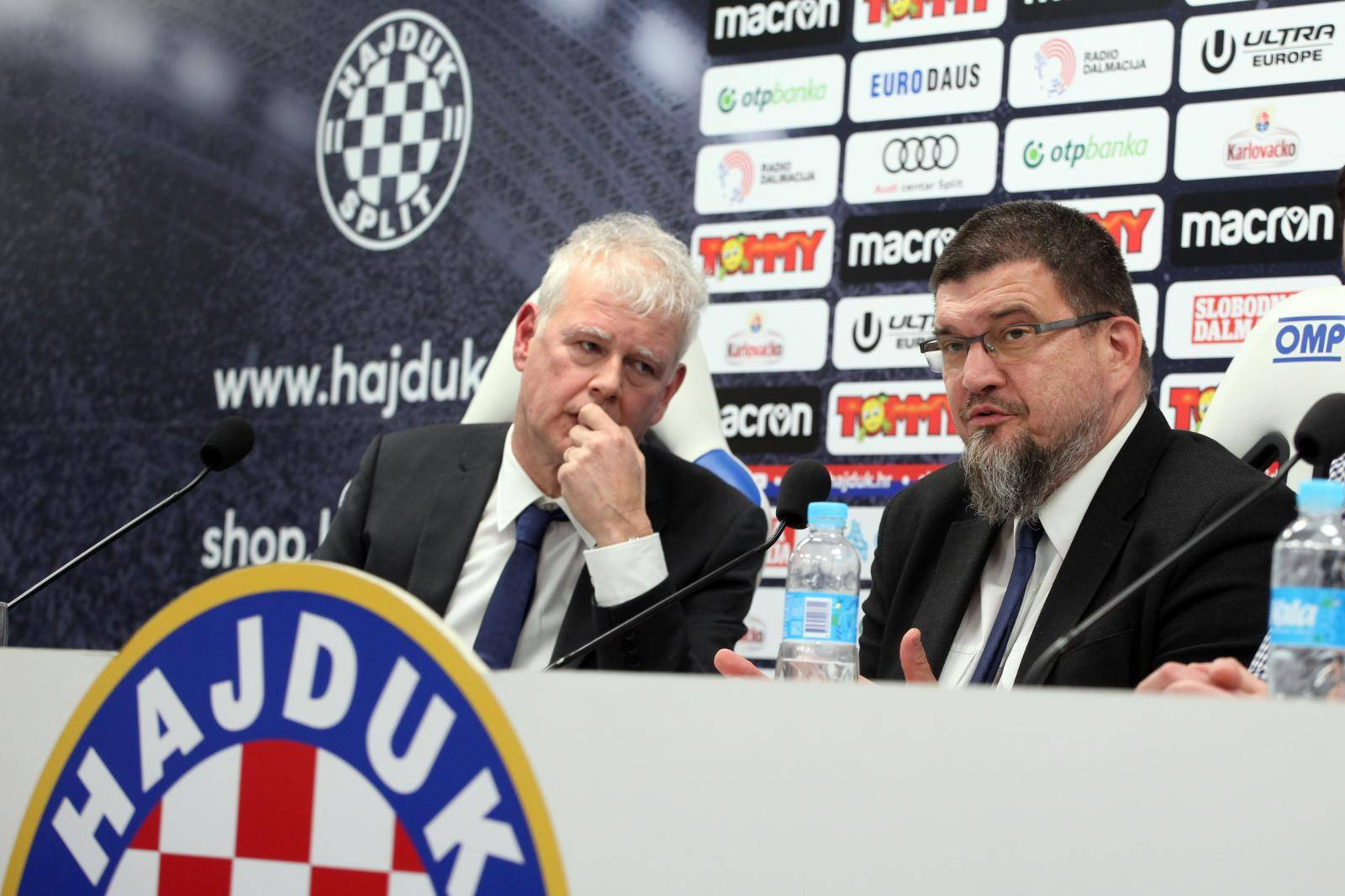 Split: Marin Brbić ponovno je izabran za predsjednika Hajduka