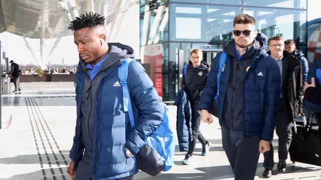 Plzen: GNK Dinamo otputovao u Češku gdje ga očekuje susret s Viktorijom Plzen u Europskoj ligi