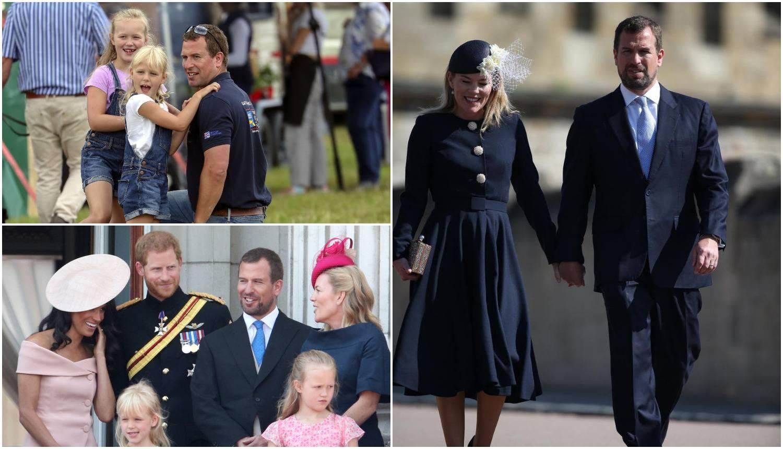 Kraljičin unuk potvrdio razvod: 'Tužno, ali to je bolje za djecu'