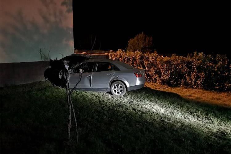 Ovo je auto u kojem je poginulo četvero mladih: Vozač se zabio u kuću, svi preminuli na mjestu...