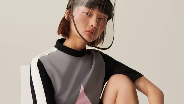 Louis Vuitton predstavio je svoj vizir za zaštitu od korona virusa
