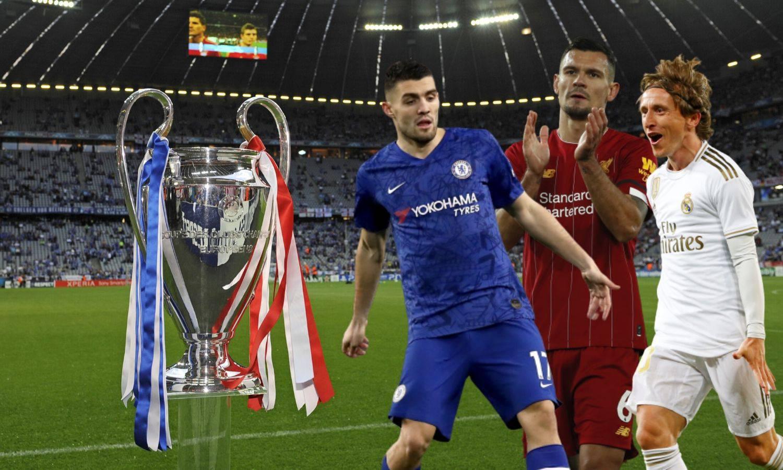 Kakvi parovi! City ide na Real, Kovačić čeka Perišića i Bayern