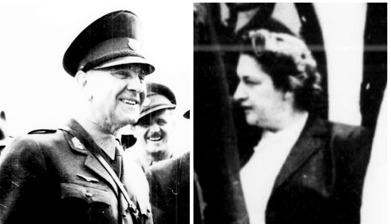 Zvali je 'milostiva': Pavelićeva žena Mara sve je terorizirala...