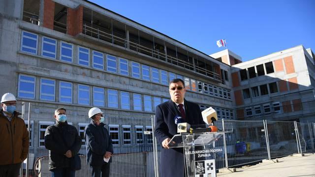 Bjelovar: Građani će glasovati za boju pročelja nove Opće bolnice